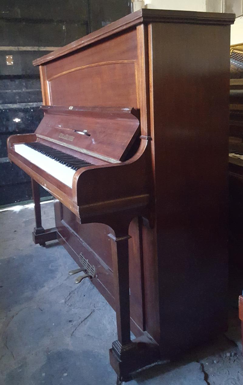 r gors and kallmann piano serial numbers